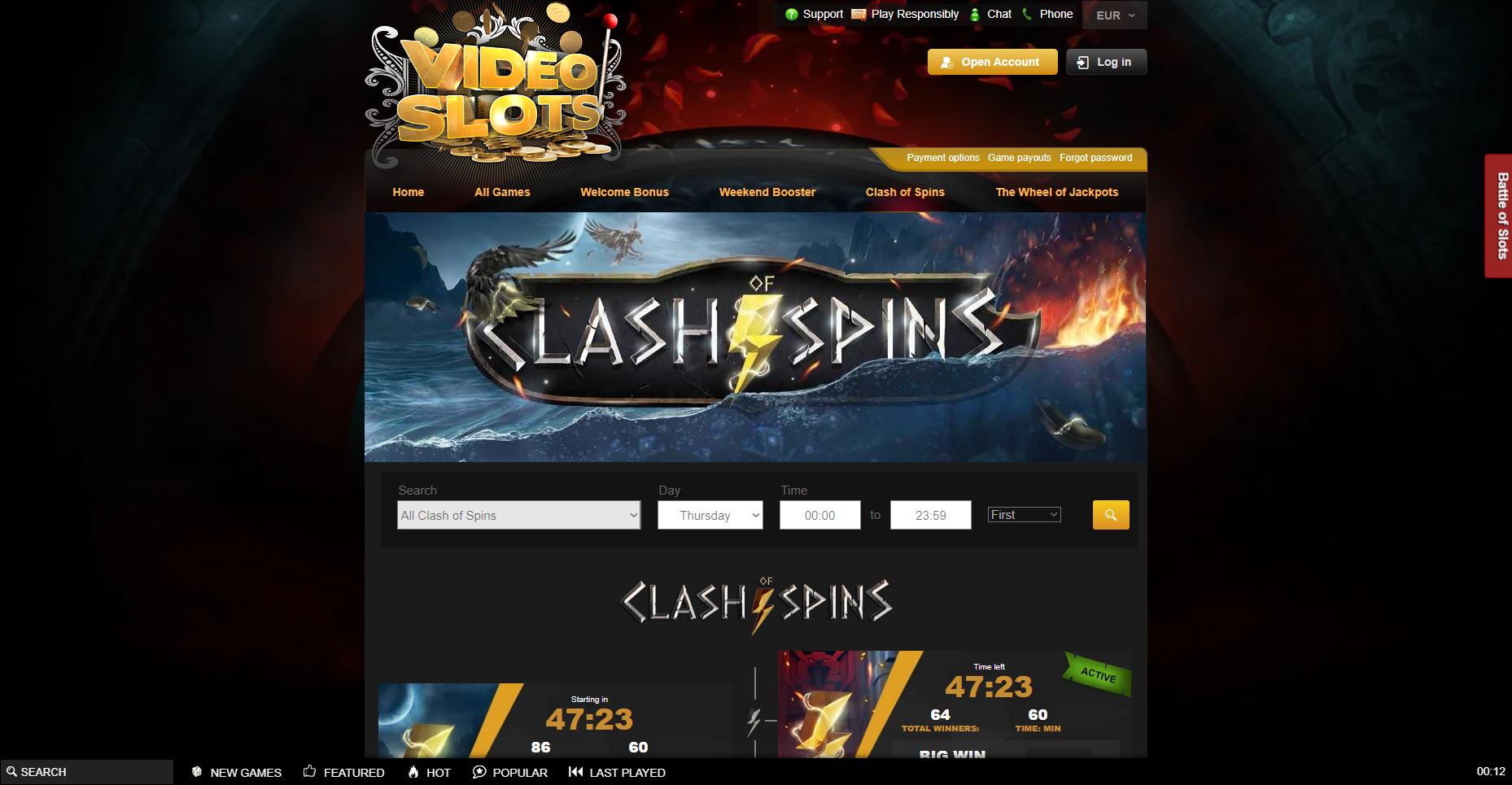 online-casino-free-spins-code-bonus